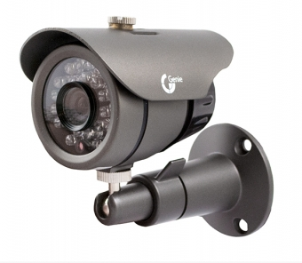 External Fixed Lens IR LED Bullet Camera